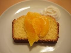 Tangerine Olive Oil Cake