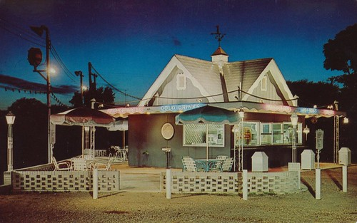 Bill Stewart's Drive-In Restaurant - Coloma-Watervliet, Michigan
