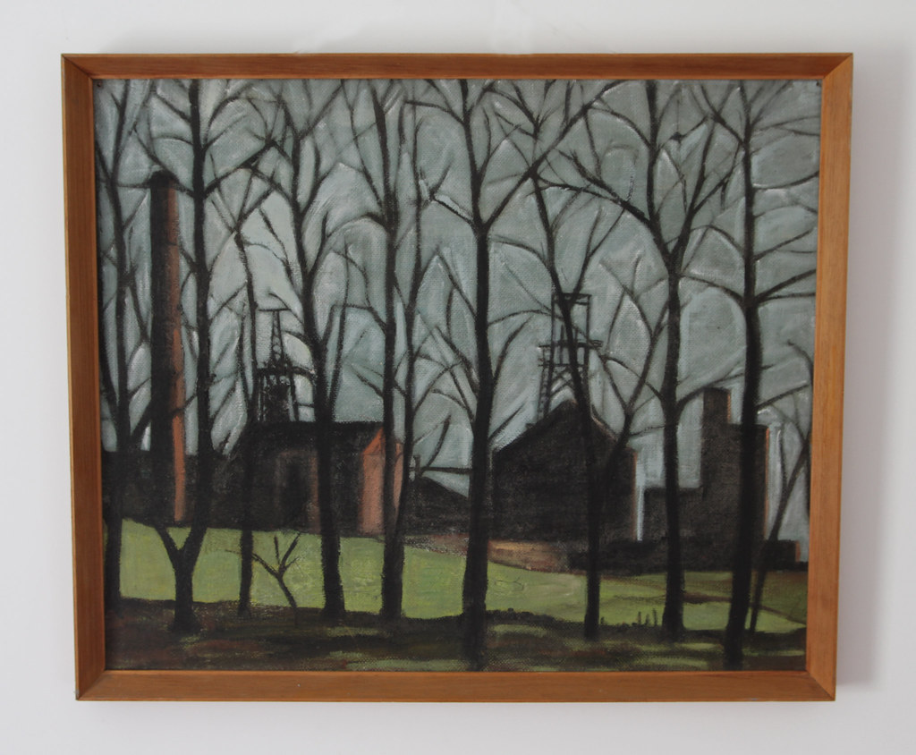 Autumn, Bedford Colliery