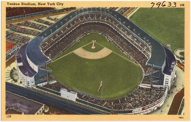 Madison Square Garden: Yankee Stadium, New York City