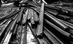 Old Rails by PrivatePit