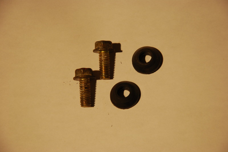 Side Handle Bolts Washers