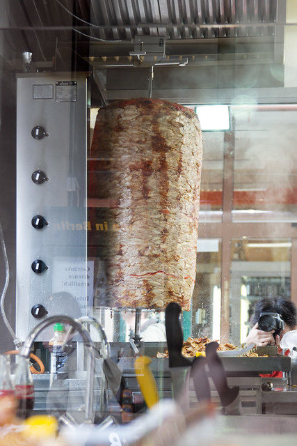 ROTATING MEAT