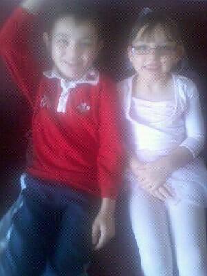 Danny and Rebecca Sports Relief
