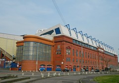 Ibrox Stadium Glasgow