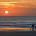 Day 91: Sunrise at New Smyrna Beach. by Samuel Santiago