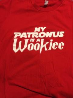 Wookiee Patronus