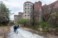 Hudson River State Hospital - Poughkeepsie, NY - 2012, Mar - 12.jpg by sebastien.barre