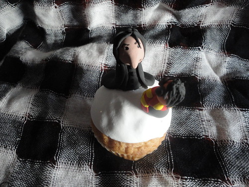 Cupcake de Harry Potter