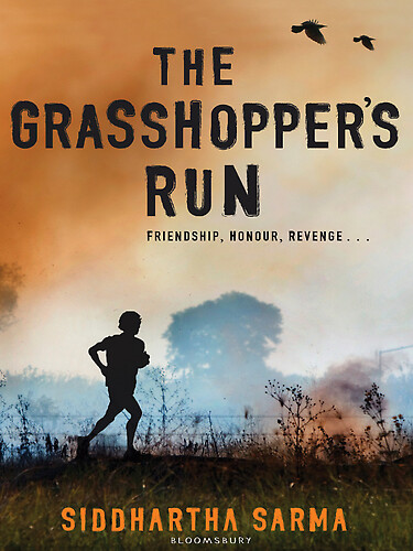 Siddhartha Sarma, The Grasshopper's Run