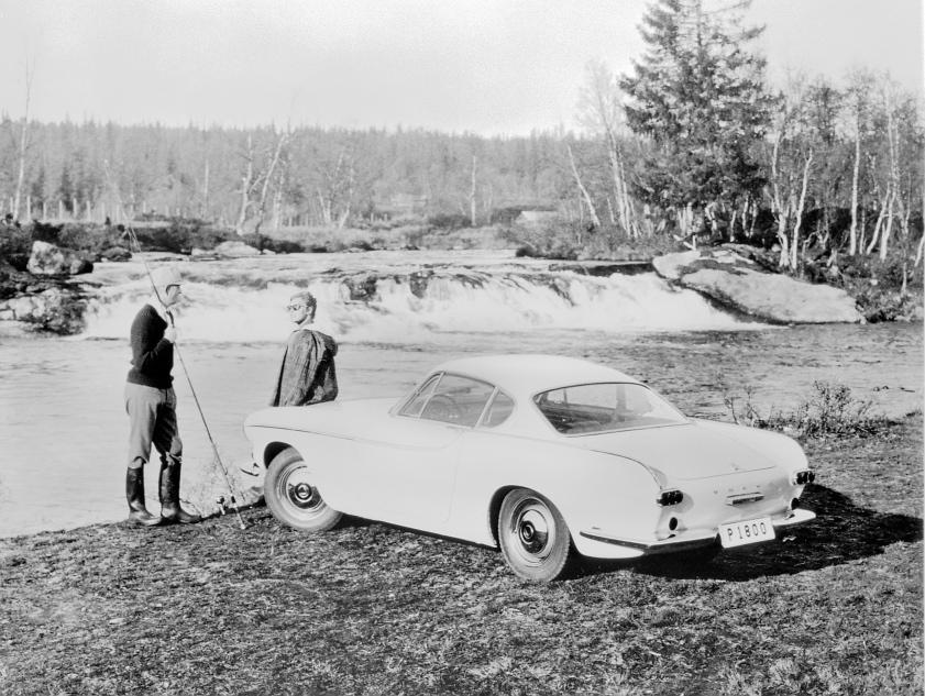 P1800, 1963