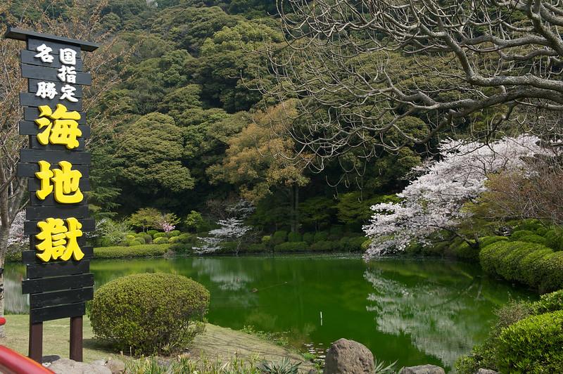 The Hells of Beppu 海地獄