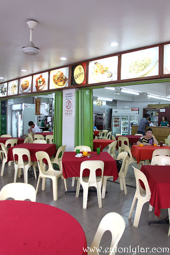 Interior, Restoran Fatty Crab