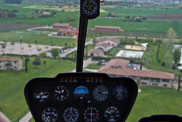Helicopter Ride Over Umbria - Near Assisi