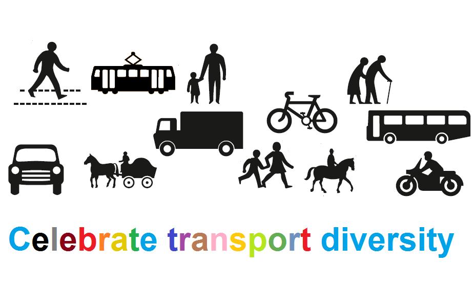 Transport Diversity