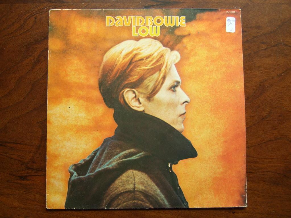 David Bowie - Low, RCA PL-12030, 1977