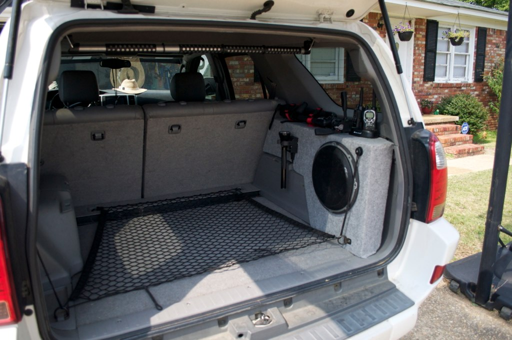 Need Help With Sub Placement Toyota 4runner Forum