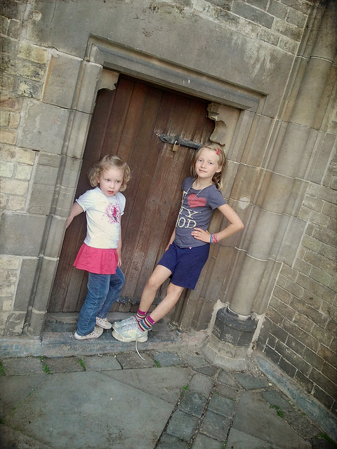 C and E Cathedral Door2