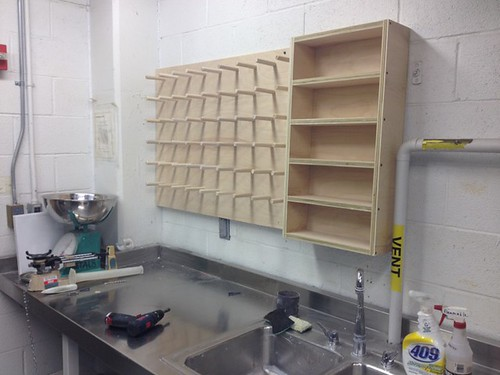 casting rack