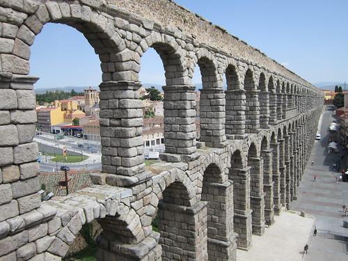 セゴビアの水道橋 2012年6月1日 by Poran111