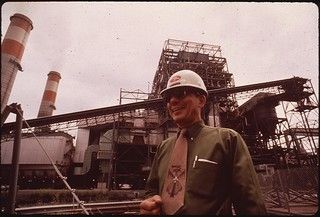 Four Corners Power Plant, May 1972
