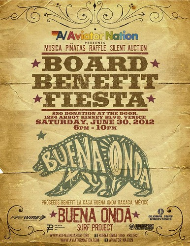 Buena Onda Surf Project