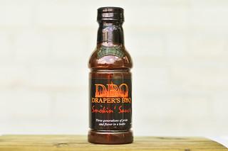 Sauced: Draper's BBQ Smokin' Sauce & Giveaway