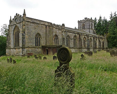 All Saints, Harewood by Tim Green aka atoach