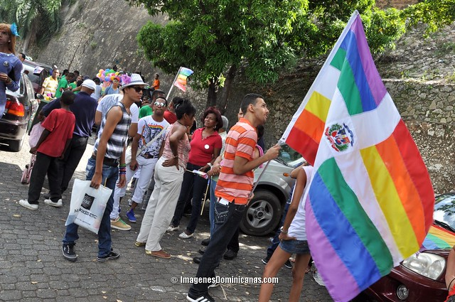 Marcha Orgullo Gay Santo Domingo 2012