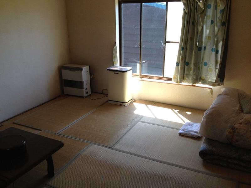 静観荘のお部屋