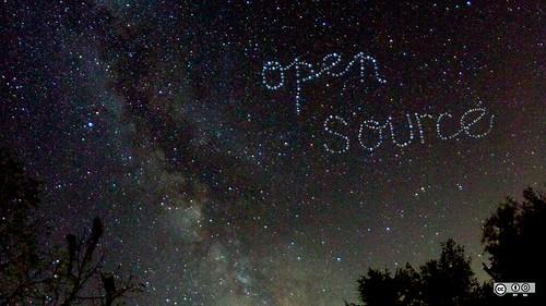 Open Source Stars