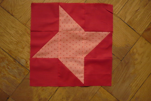 Block 5 - Beginner's Quiltalong