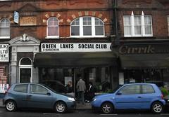 Green Lanes Social Club, Green Lanes