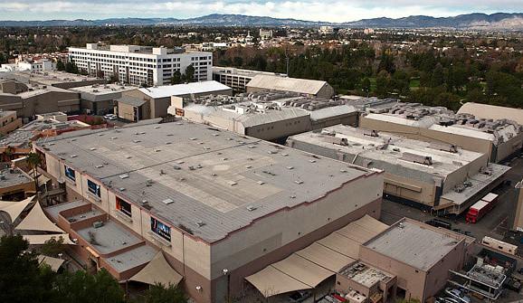 Universal studios  съемочные павильоны