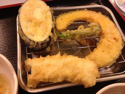 天ぷら食堂 ゑびすや@大和郡山市-11
