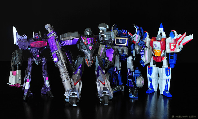 Cybertronian Decepticons