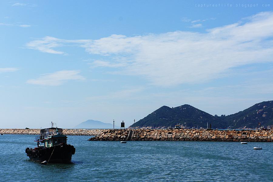 an afternoon at Cheung Chau