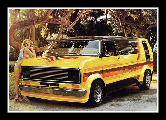 Quot Sweet Chariot Quot Custom Van 1979 Flickr Photo Sharing
