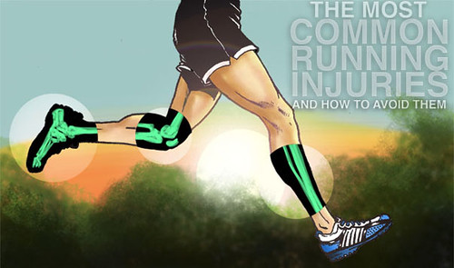 Avoid Common Running Injuries