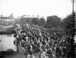 Twelfth July at Coleraine, but what year?