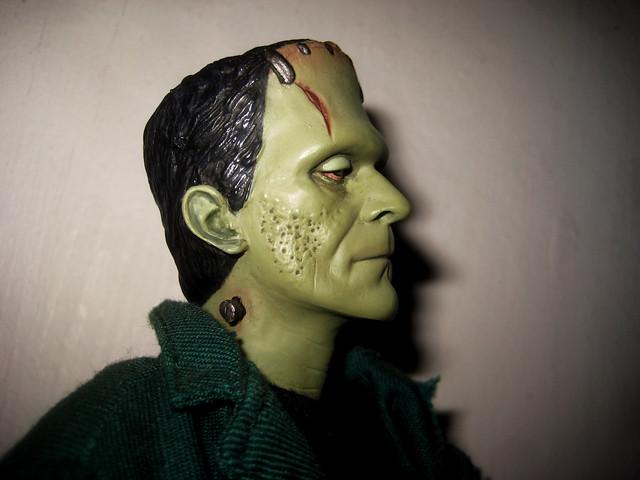 Frankenstein: The True Monster
