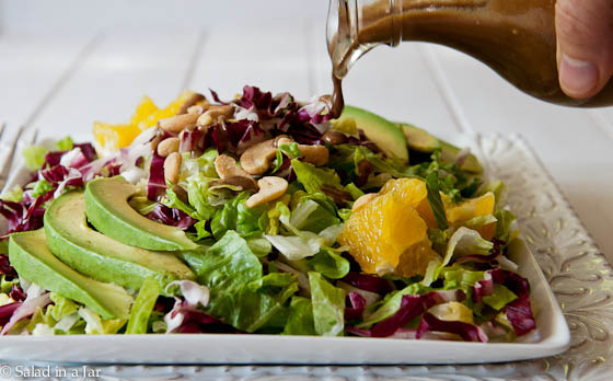 Romaine, Radicchio and Avocado Salad-22.jpg