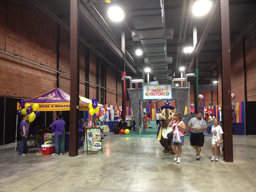 The Sweet Factory at Taste of Dallas
