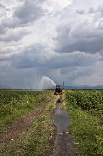 sky nature field clouds irrigation φύση σύννεφα χωράφια άρδευση ουρανόσ