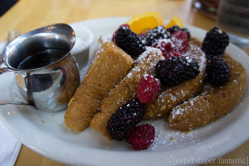 Mother's Bistro - Crunchy French Toast