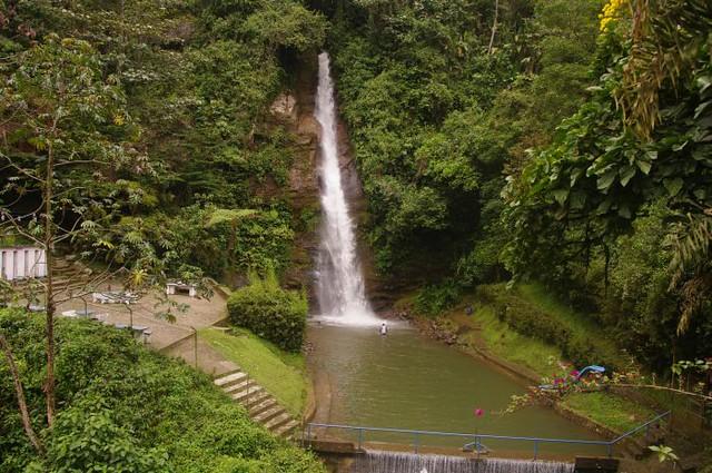 Waterfall Close To Rio Pance Cali Flickr Photo Sharing