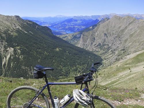 Col du Girabeau 2480 metres