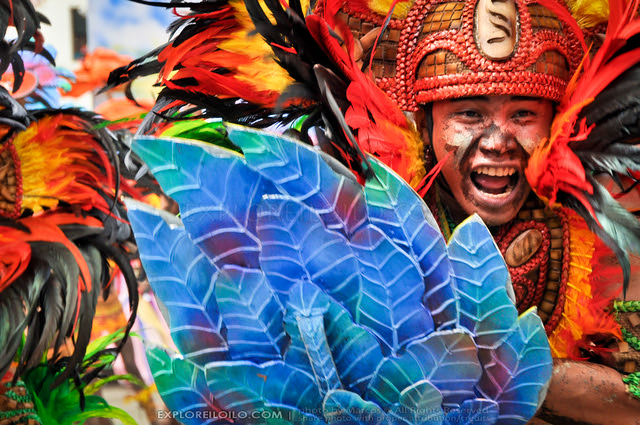 Dinagyang 2011 - Ati Competition - Tribu Paghidaet (712)