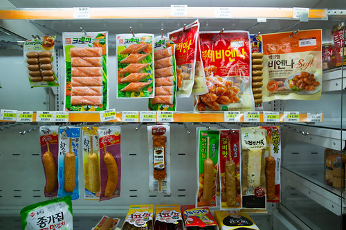 Convenience Store Ethnology - Seoul, Korea