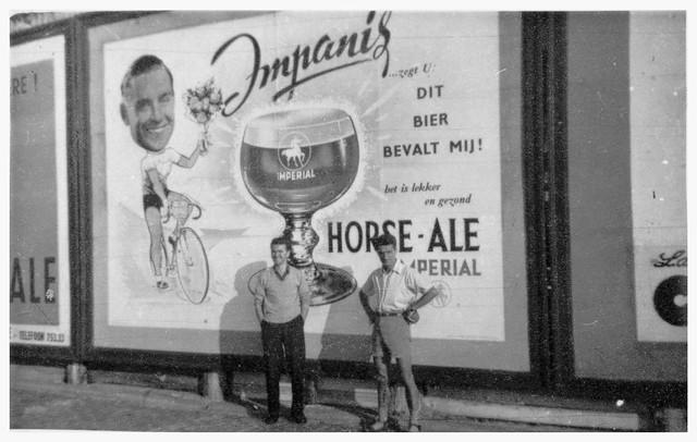 John Kennedy, Tour de France, 1960.